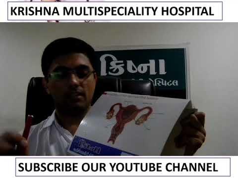 Dr Krusha Chag Gynaecologist at Krishna Multispeciality hospital Morbi Gujarat