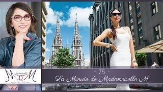 La Minute de Mademoiselle M75 - Faut il s'habiller selon sa morphologie