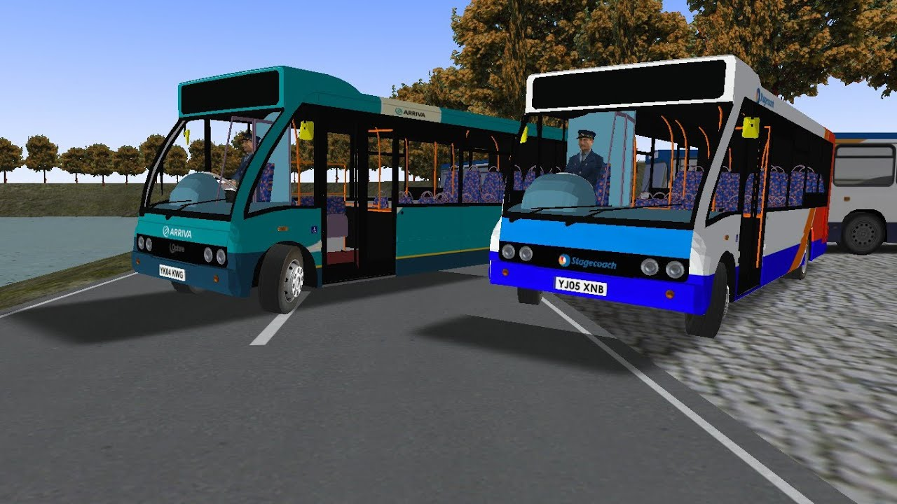 OMSI 2 Optare Solo W I P (Download) by Alex GYPG