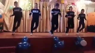 Флешмоб 2018 школа Ал Фараби