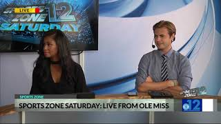 Sports Zone Saturday: Jim Shute Interview