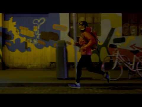 COLUMBIA presents UTMB® STORIES  - Running in the Dark