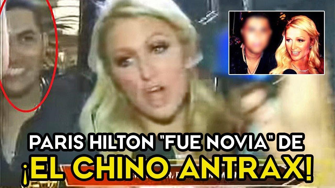 La historia detrs de la foto del Chino ntrax con Paris Hilton