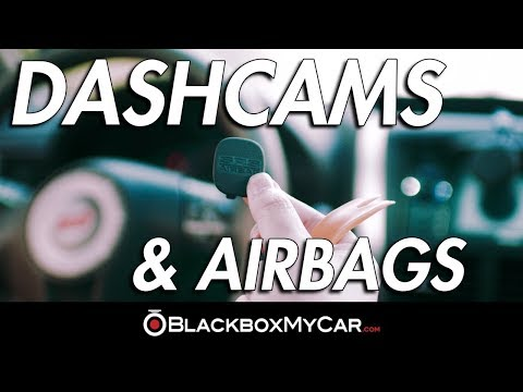 Installing Dash Cams On Vehicles With Airbags - BlackboxMyCar