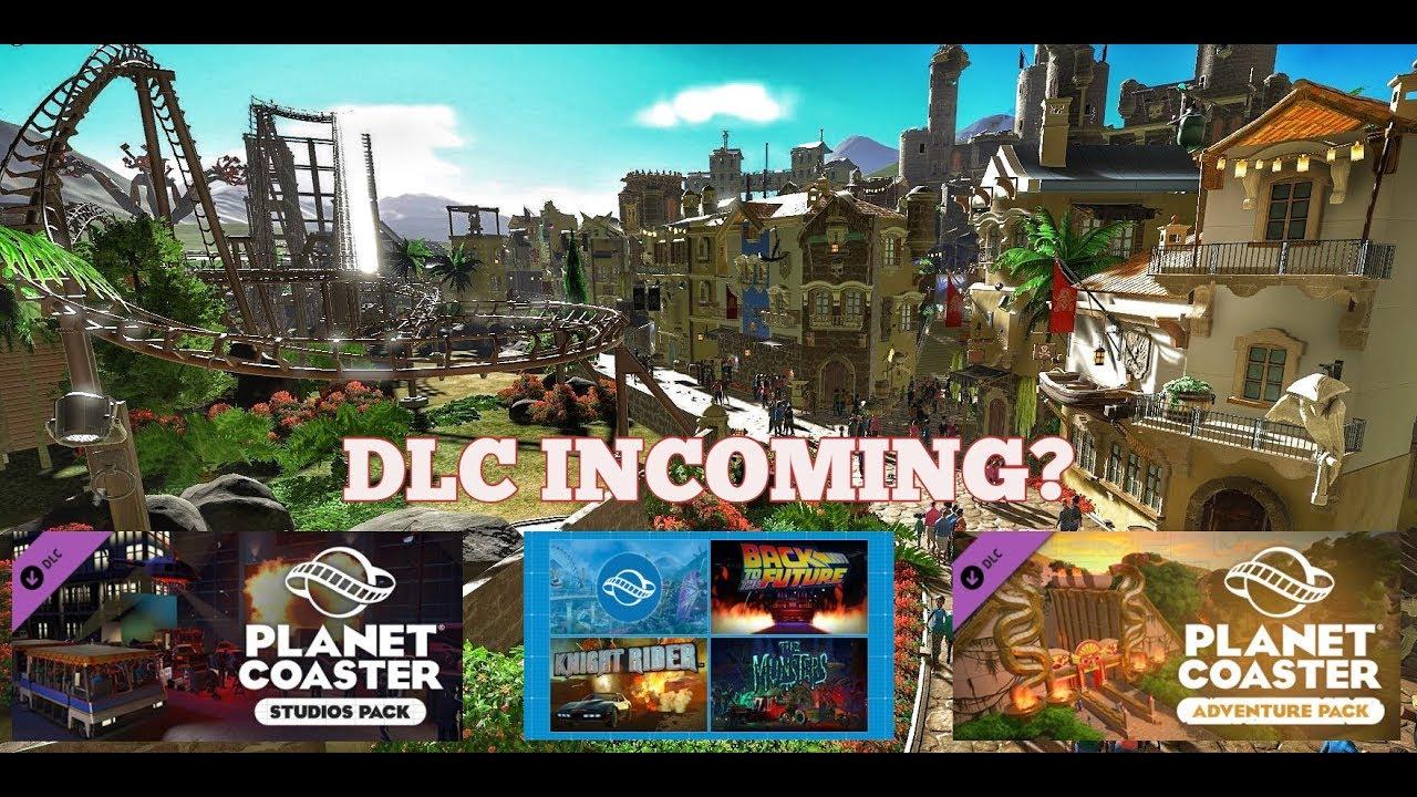 planet coaster free dlc