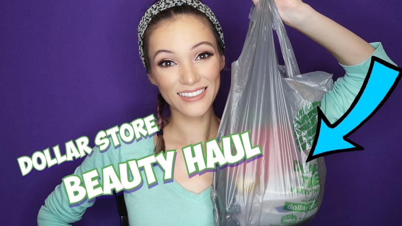 Dollar Store Beauty Haul