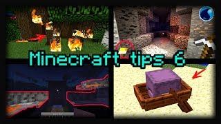 Các mẹo hữu ích trong minecraft mà bạn nên biết - phần 6