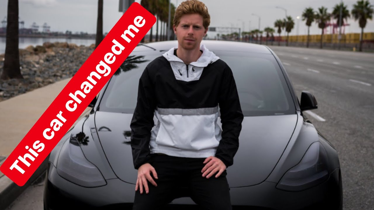 7 Ways My Tesla Model 3 Made Me A Better Person - YouTube