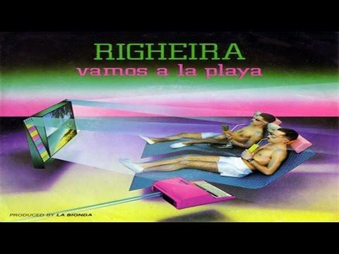 Righeira Vamos a la Playa.Original Master