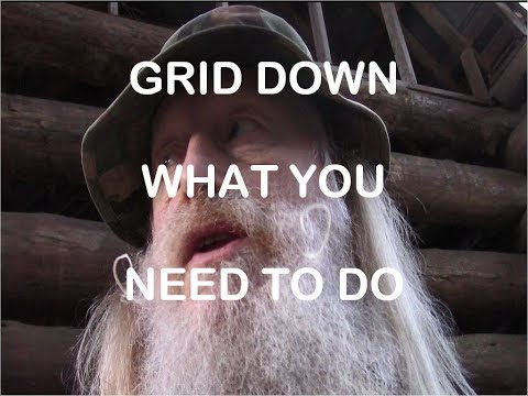 Power Grid Down - What You Need To Do