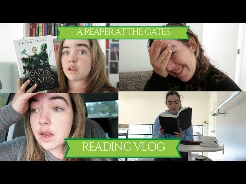 a-reaper-at-the-gates-reading-vlog!!!!
