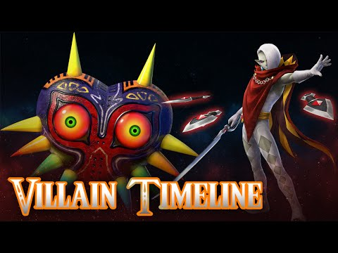 Zelda Theory: Villain Timeline