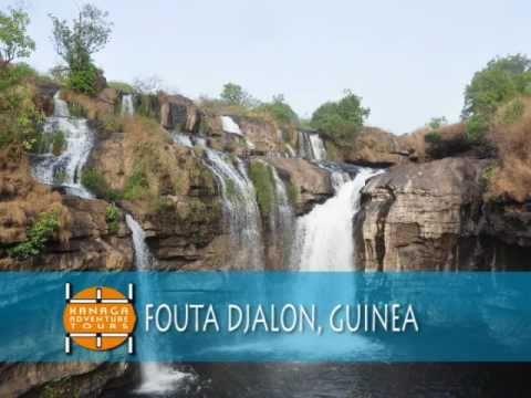Fouta Djalon, Guinea Conakry - Kanaga Adventure Tours