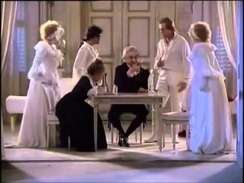 """W. A. Mozart - """"Così fan tutte"""" - Atto 2, finale - """"Fortunato è l'uom..."""""""