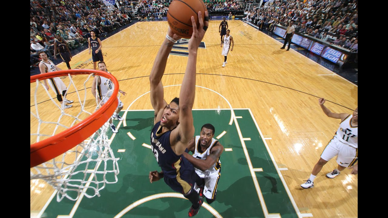 fc1ea516f Anthony Davis - The NBA s
