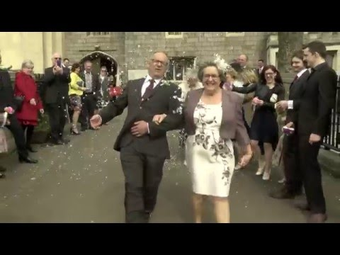The First Wedding At Norwich Castle Youtube