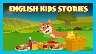 English Kids Stories - Animated Stories For Kids    Moral Stories and Bedtime Stories For Kids