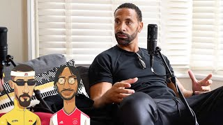 Rio Ferdinand - Parenthood, Community & Racism in Football || Poet & Vuj Podcast (PART 1)