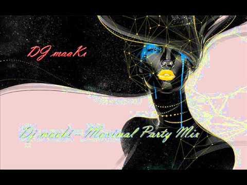 MAXIMAL PARTY MIX 2013 [DJ maaKi]