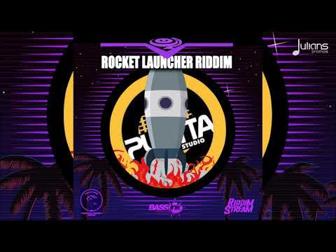 Teddyson John - Living It Up  (Rocket Launcher Riddim)