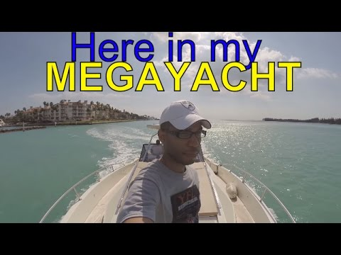 Here on my MEGA YACHT (Official): Mangusta 165, Knowledge, And Books With Carlyle