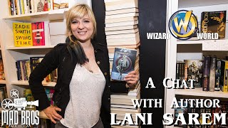 INTERVIEW WITH LANI SAREM FILMED AT WIZARD WORLD PDX 2018