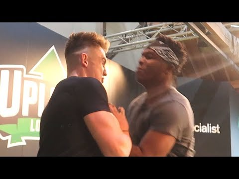 KSI, Deji & RackaRacka - UFC & Mortal Kombat (Upload Event 2016)