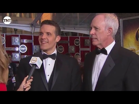 Daryl Anderson & Woody Schultz | Red Carpet | SAG Awards