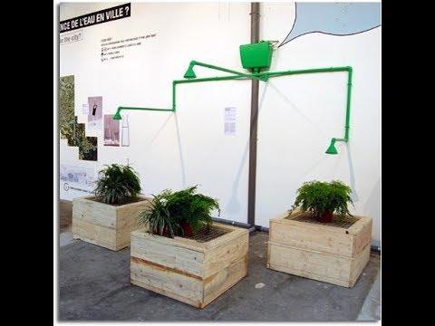 Creative rainwater drainage & Rain Chains Ideas