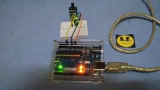 Sensor de llama2 (Vídeo 251b)