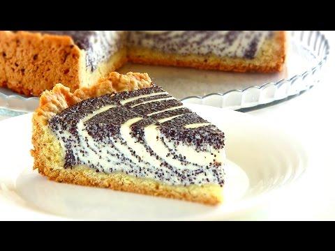 торт с клубничным муссом и желе, рецепт приготовления