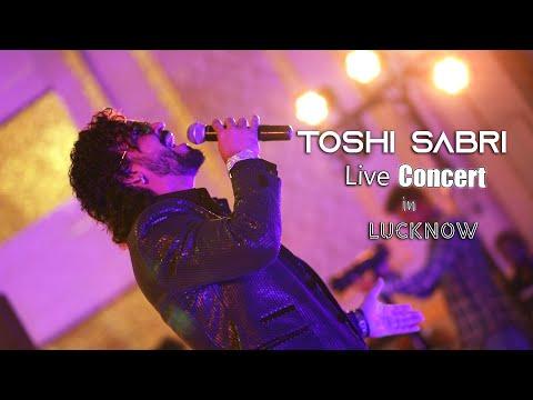 Maahi Maahi | Toshi Sabri Live Concert Showreel | Lucknow | 2019 | Time Freeze Studios