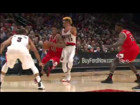 Jimmy Butler Scores 27 Points in a Double-Double Night