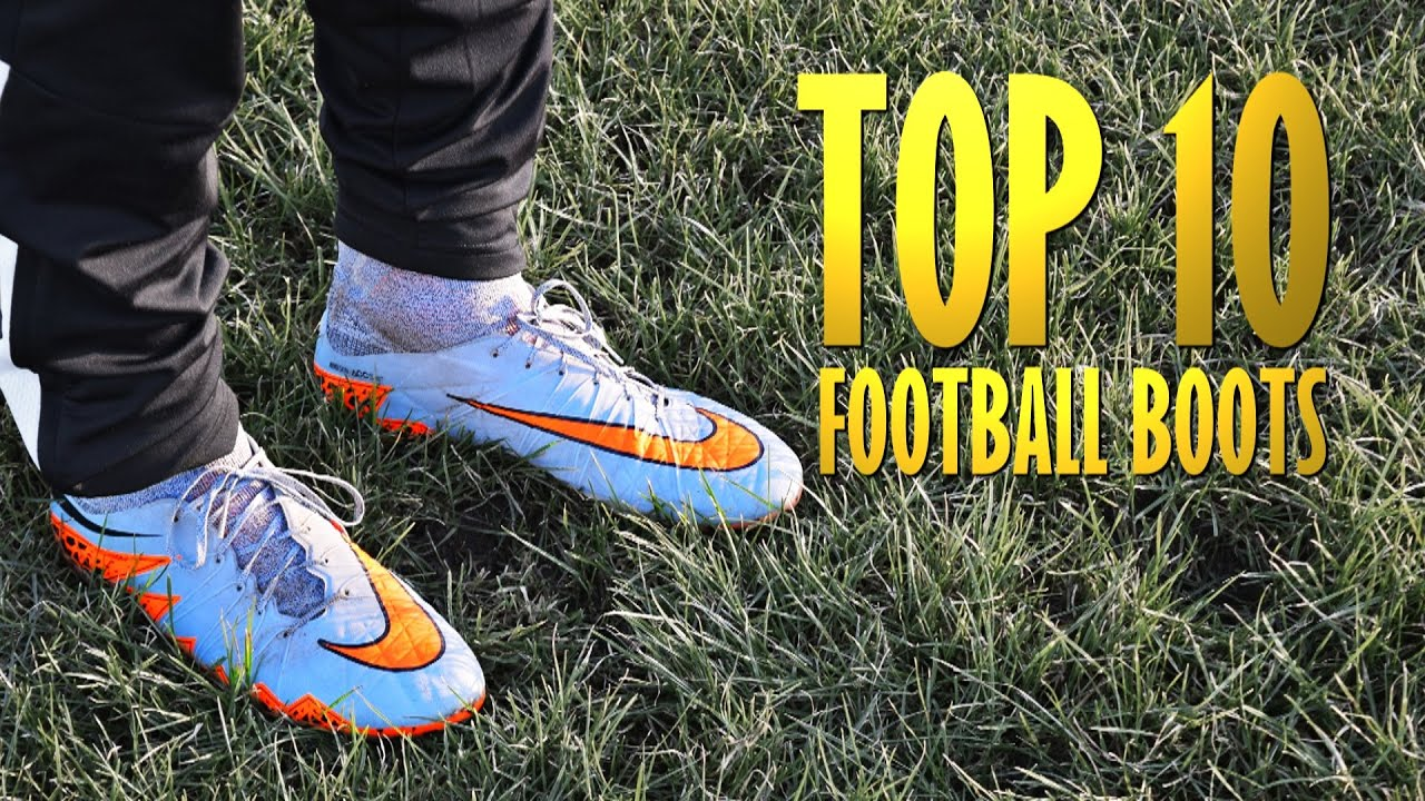 football boots youtube