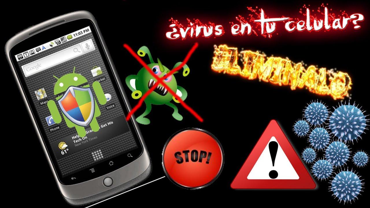 Como Saber Si Tu Celular Tiene Virus Android Youtube
