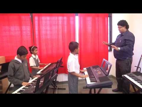 Music Program at The Foundation School, Bangalore