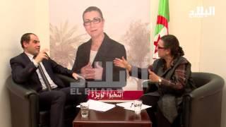 الأمينة العامة لحزب العمال لويزة حنون ضيفة العدد الجديد من برنامج : بوضوح El Bilad TV