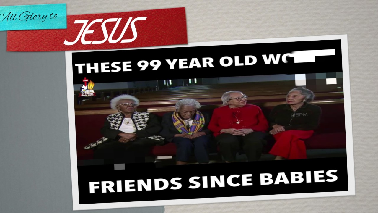 99 year old Women's