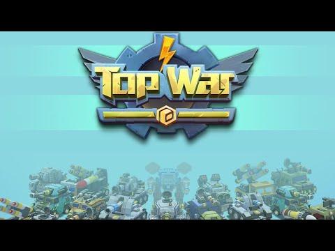 Top War: Battle Game гайд как и где качать Level. Алмазы, Донаты, бесплатно (почти) 46level