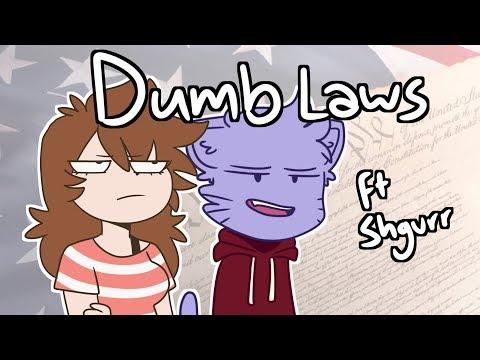 Dumb Laws (Ft. Shgurr-Animation)