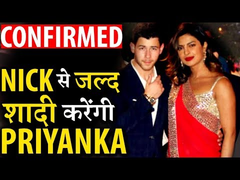 CONFIRMED: Priyanka Chopra Soon To Get Married To Nick Jonas