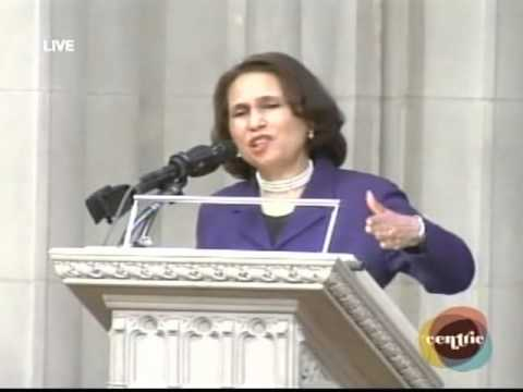 ALEXIS HERMAN EULOGIZES DR. DOROTHY HEIGHT