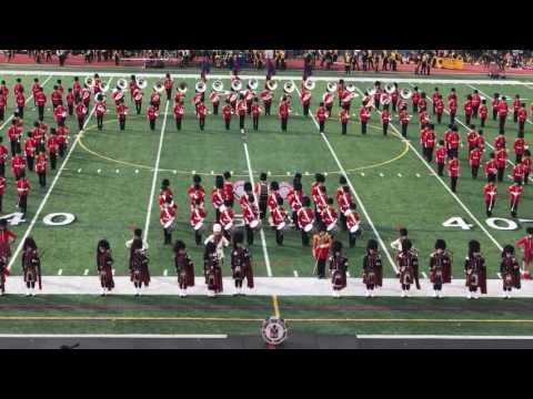 Liberty High School Grenadier Band
