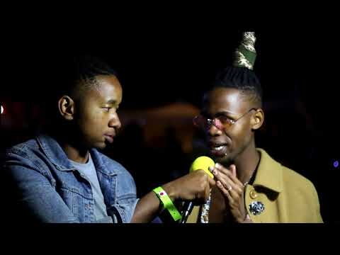 Asking people about f*ck boys and girlsat NWU RAG 2018