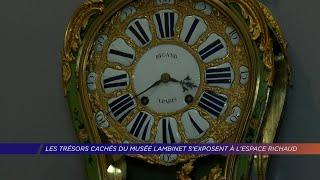 Yvelines | Les trésors cachés du musée Lambinet s'exposent à l'Espace Richaud