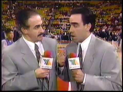 Juego 3 Finales NBA Chicago vs Seattle (1996).