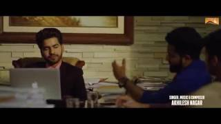 Chann(Full Video Song ) Akhilesh Naqar /Latest Panjabi Song 2017 \Desi log Desi Songs