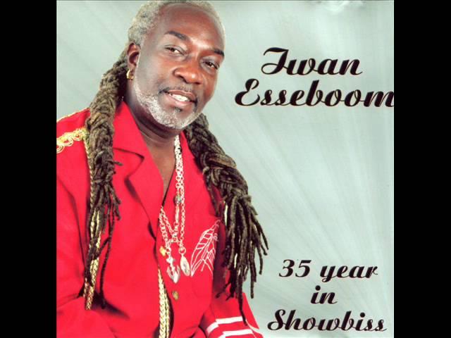 Iwan Esseboom - Biografie