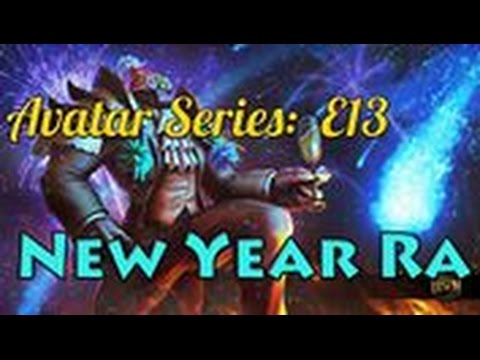Avatar Series E13: New Year Ra - YouTube