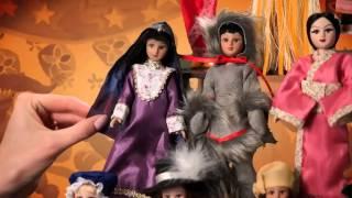 Презентация коллекции Куклы в костюмах народов мира